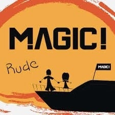 """Why you gotta be so rude…"" It really is Magic!"