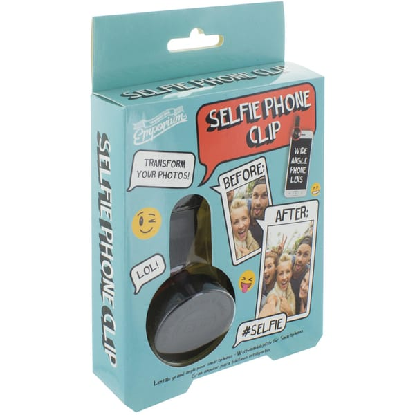 Selfie Phone Clip – A Review…