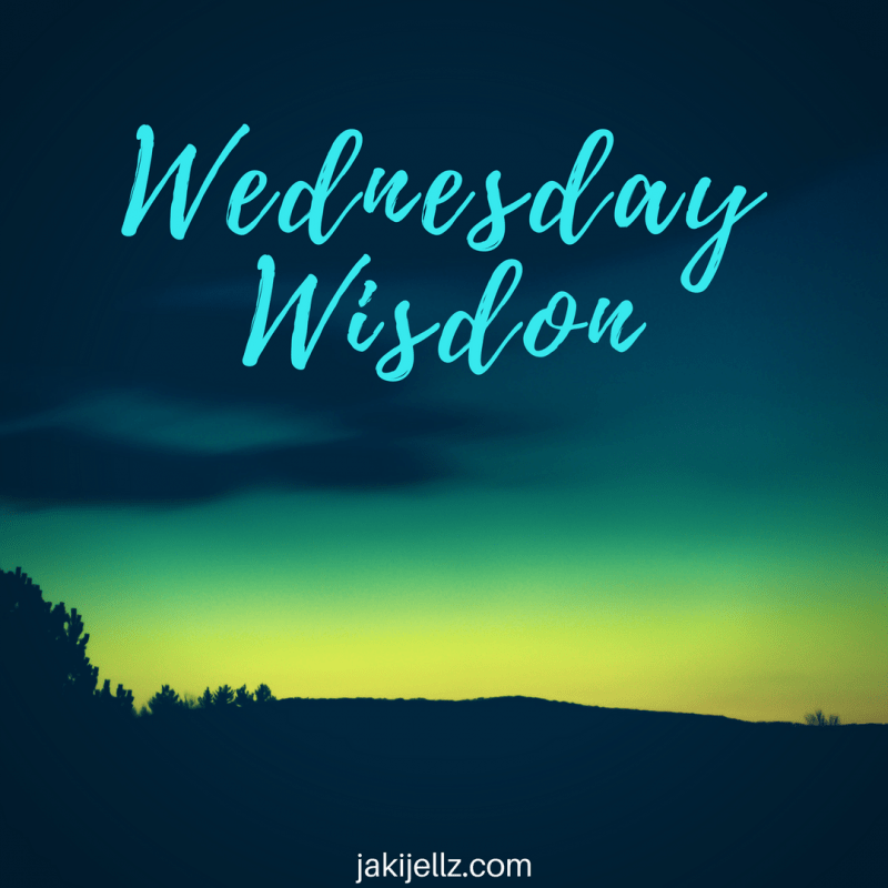 weekly quote series wednesday wisdom