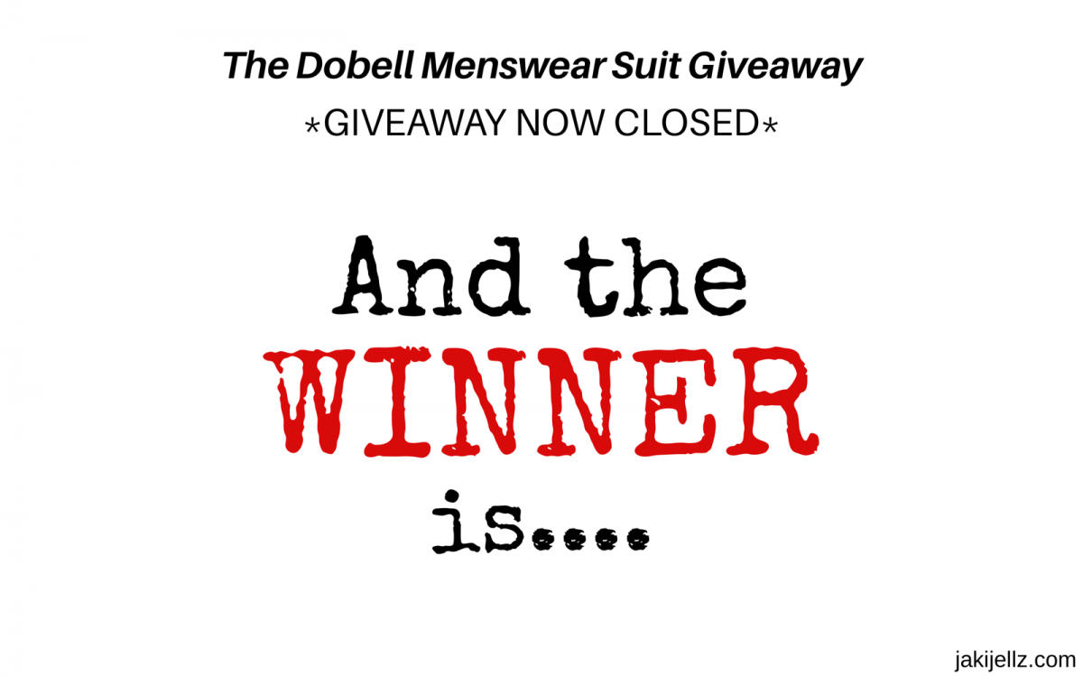 Men's Formal Wear With Dobell + Giveaway