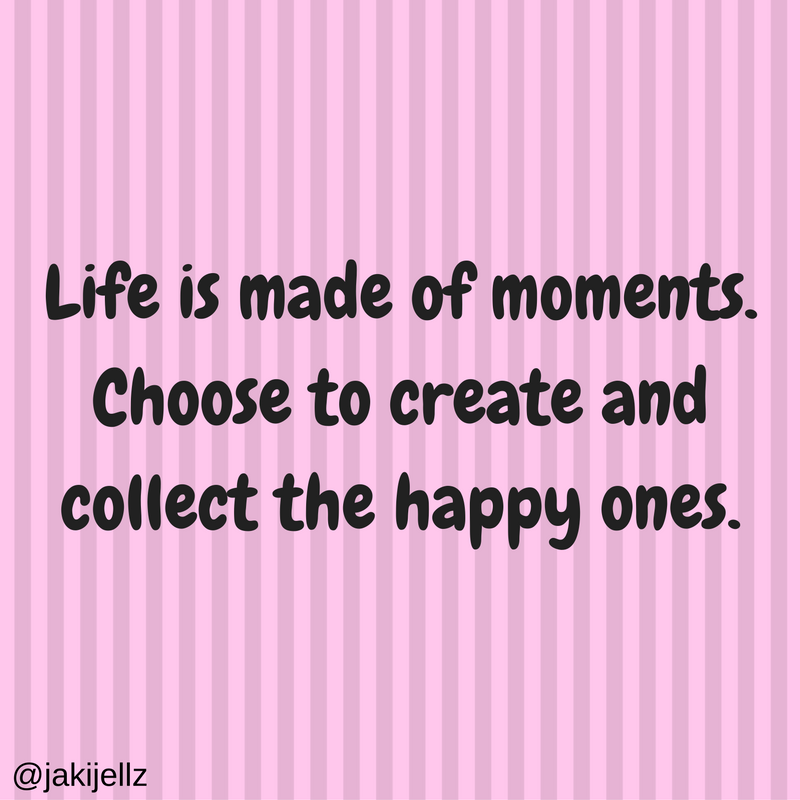 Cherishing Happy Moments – Wednesday Wisdom 8
