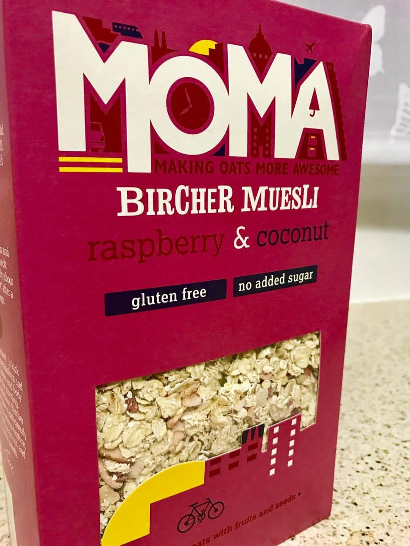 DIY Bircher Muesli