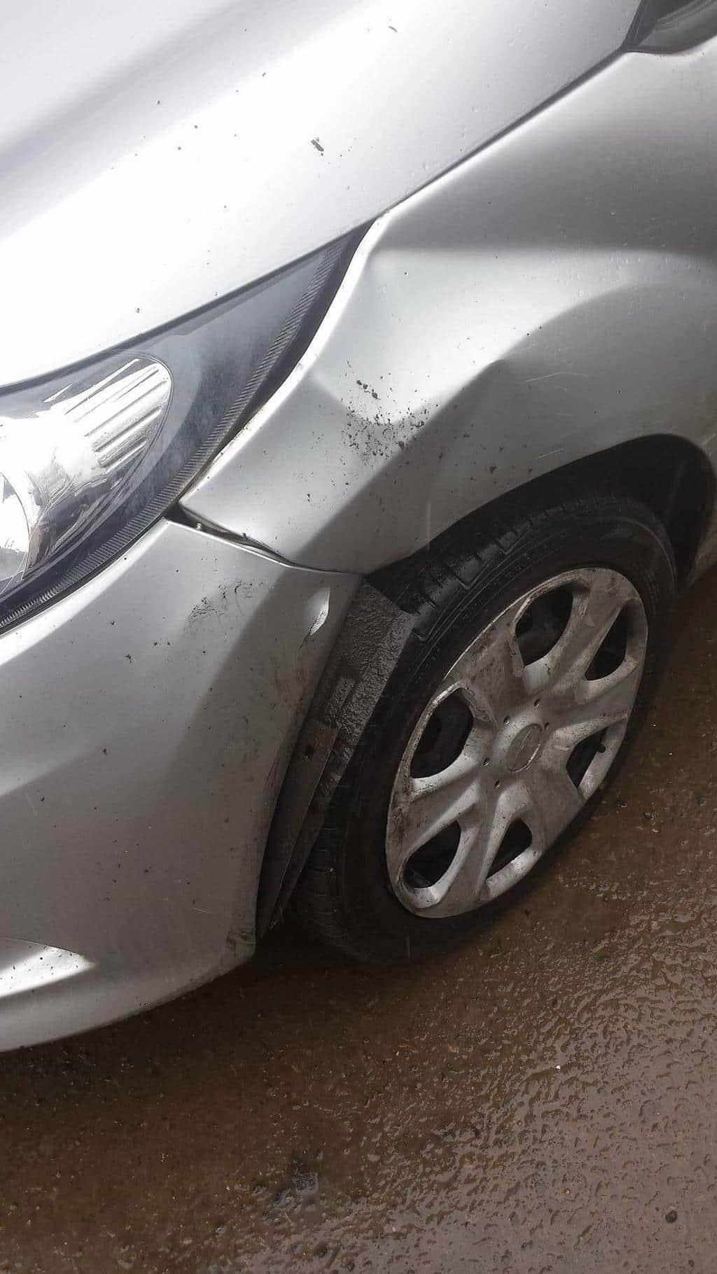 Dealing With A Written Off Car