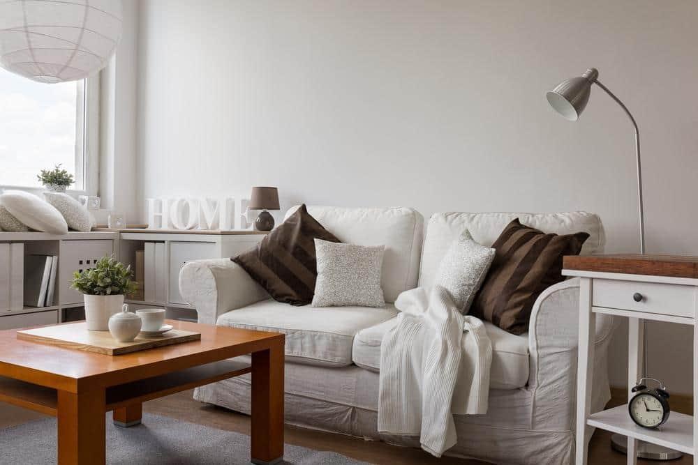 Revamping The Living Room