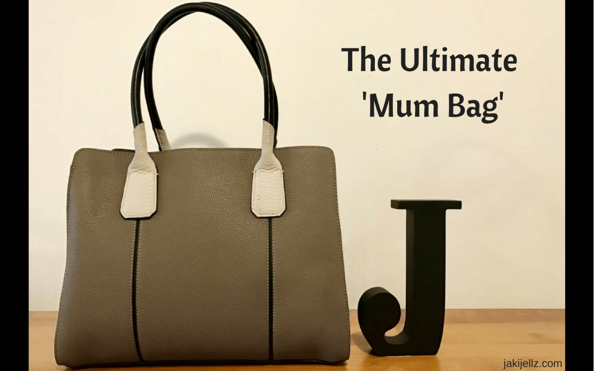 I've Found The Ultimate 'Mum Bag'