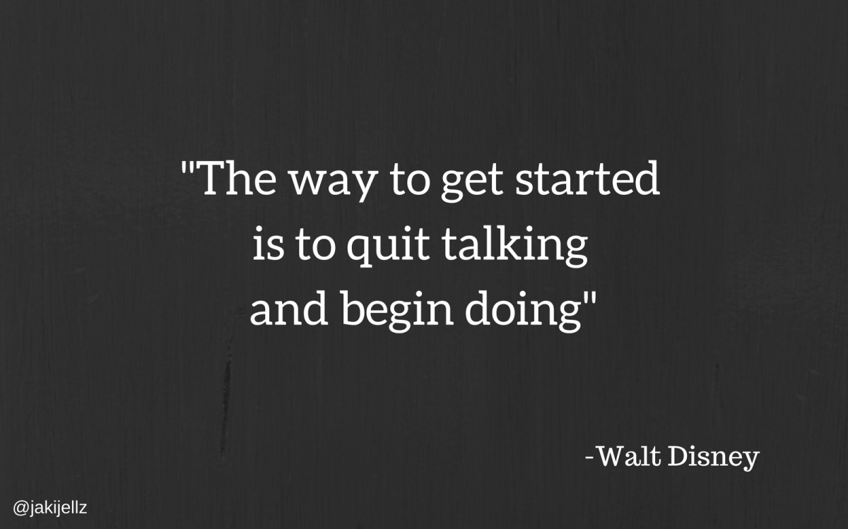 Quit Talking – Wednesday Wisdom 18