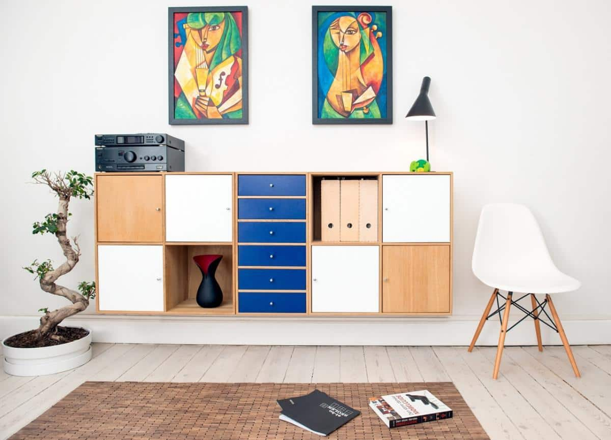 Transform Your Small Space With These Easy Organisation Tips