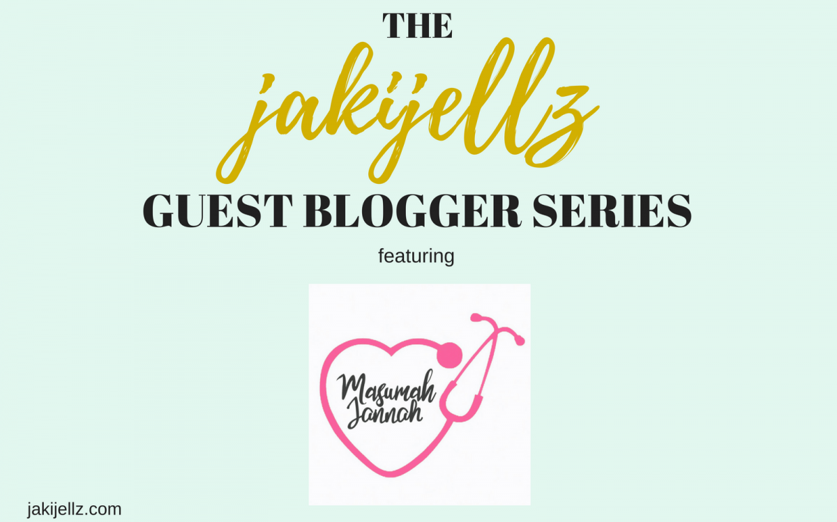 Guest Blogger Series: World Peace – Masumah Jannah