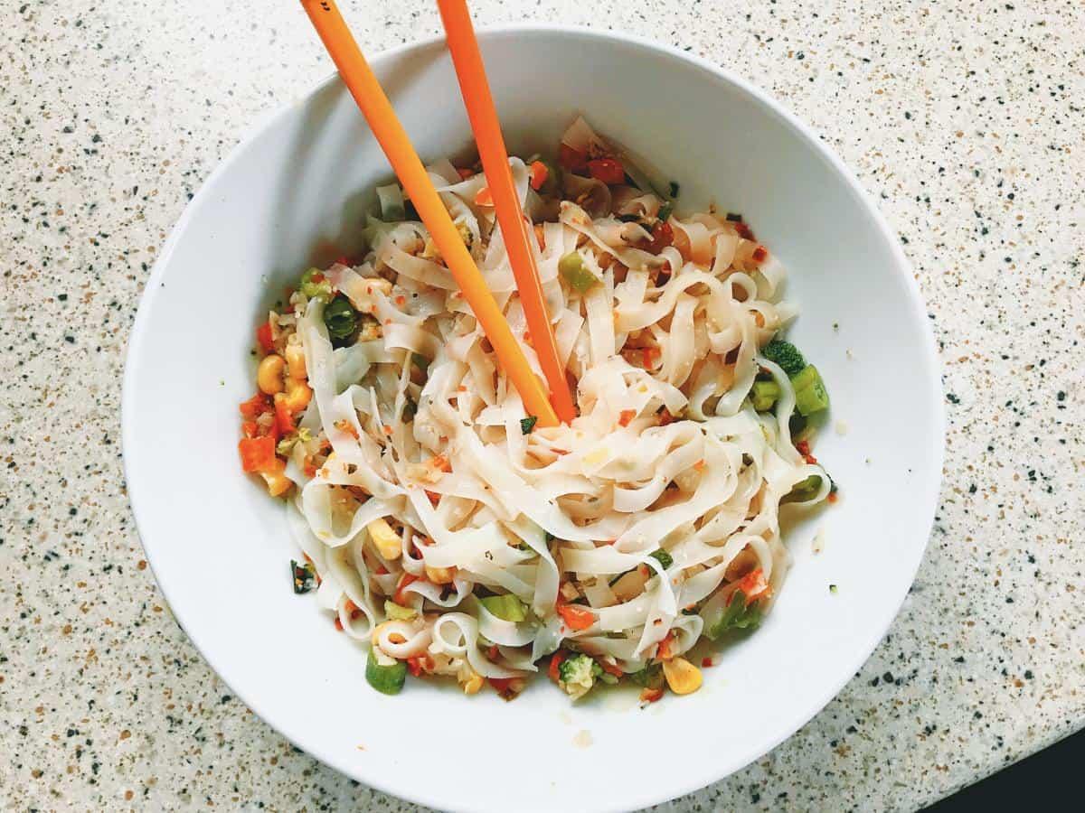 Gourmet Oriental Noodles in a Cup – Mr Lee's Noodles