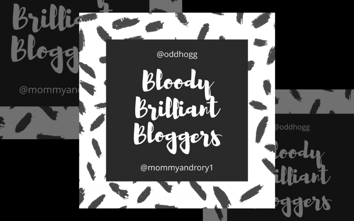 The Bloody Brilliant Bloggers Tag