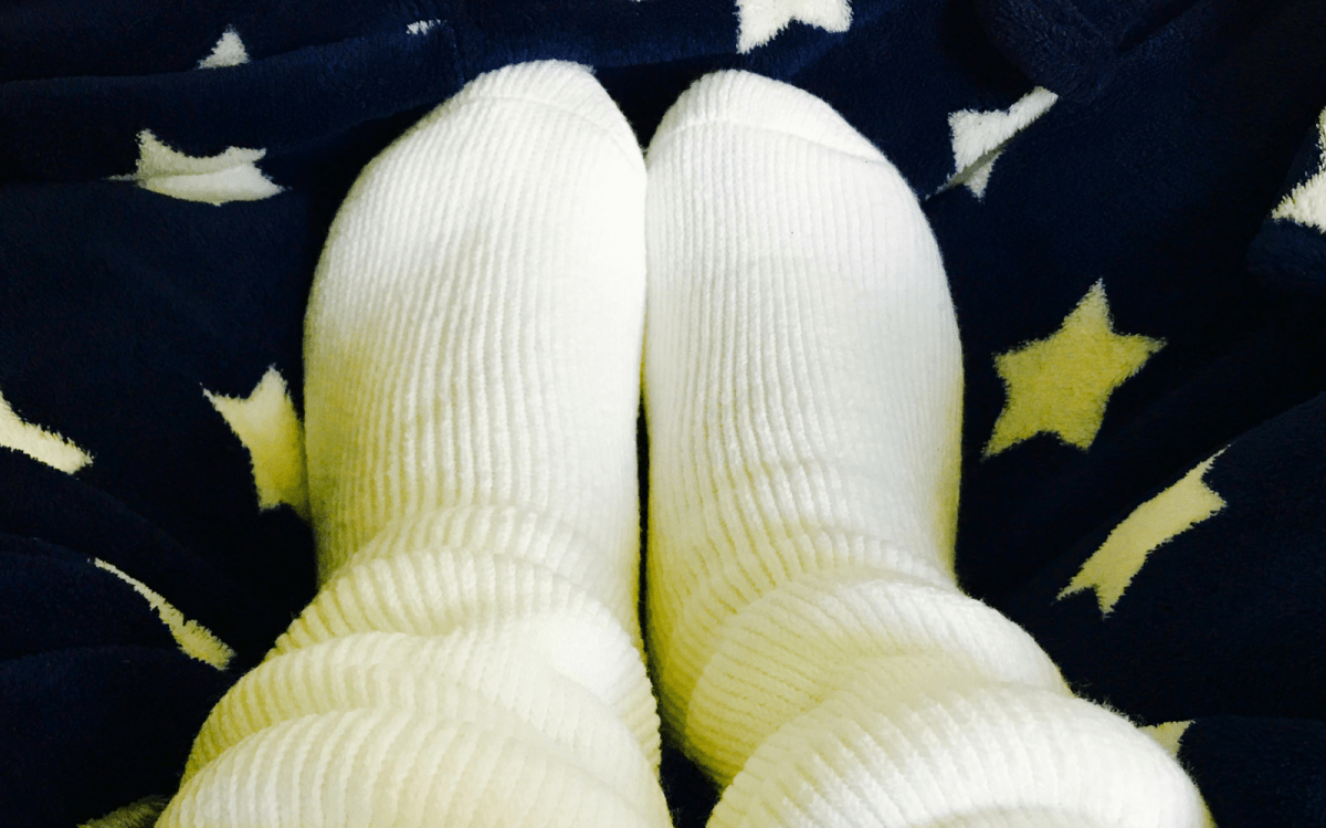 The Ultimate Thermal Sock – Heat Holders Giveaway