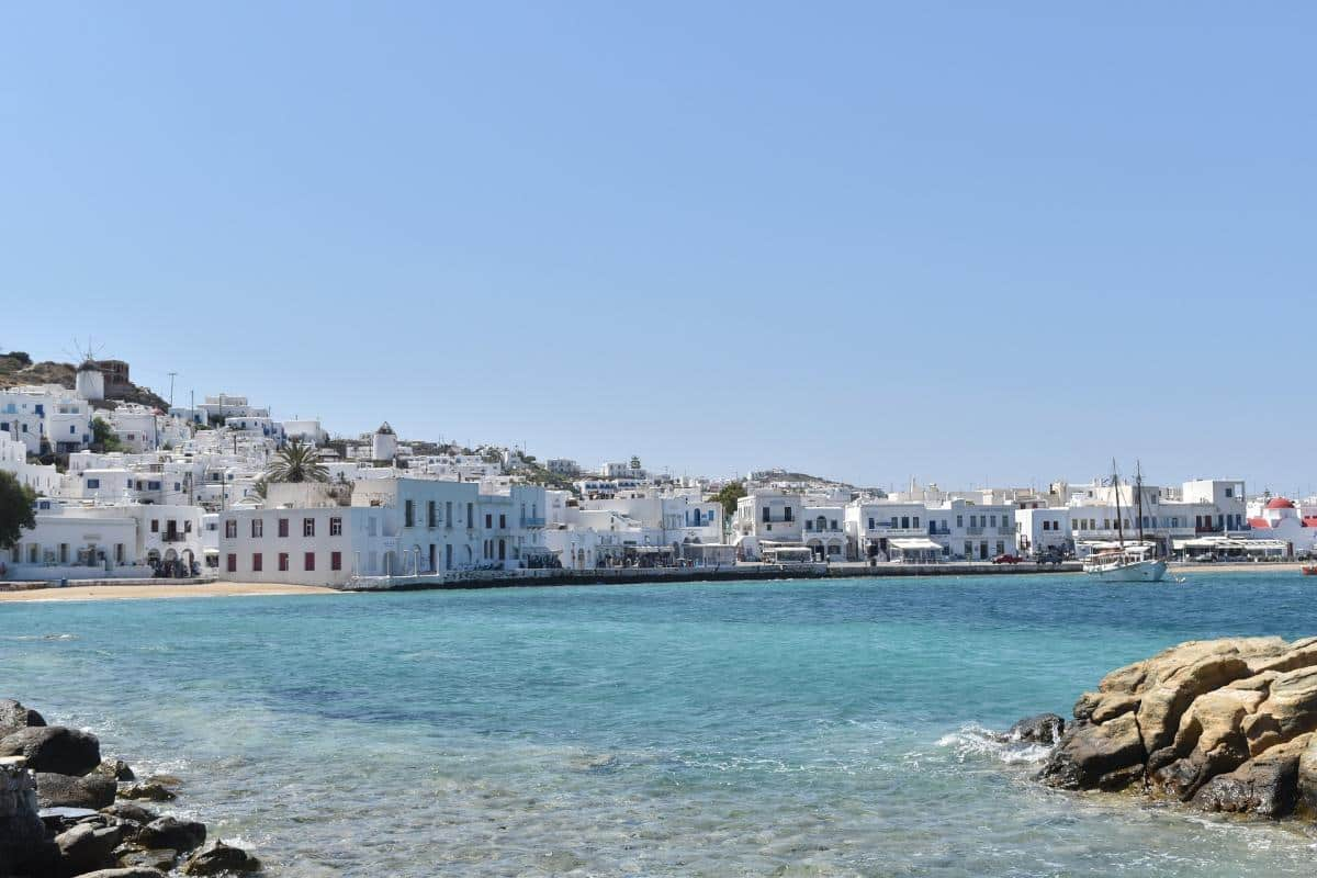 How to Have a Mind Blowing Wedding in Mykonos