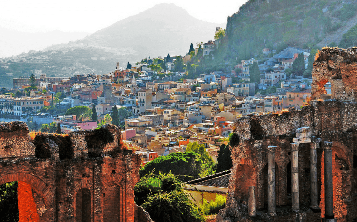 A Family Holiday in Taormina, Sicily