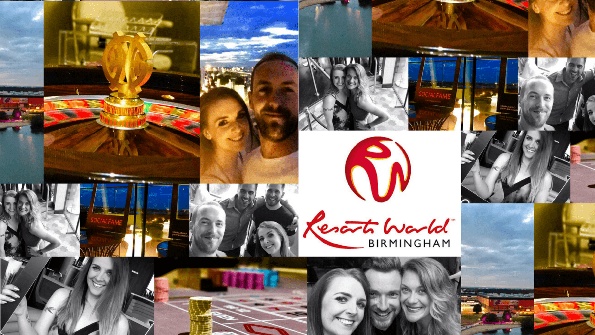 Resorts World Birmingham – What An Experience!