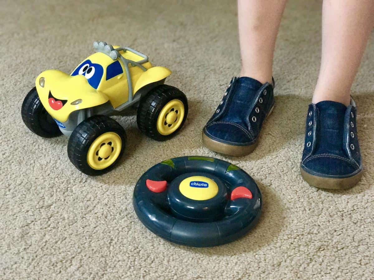 Chicco Billy Big Wheels Children's Toy Review + Giveaway!