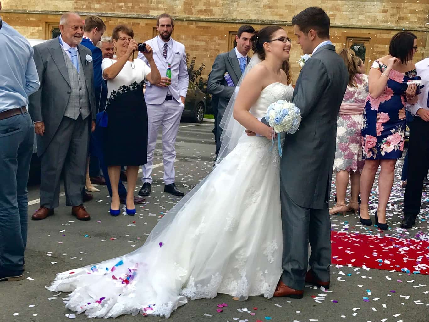 An Overnight Stay And Wedding At Warwickshire Walton Hall And