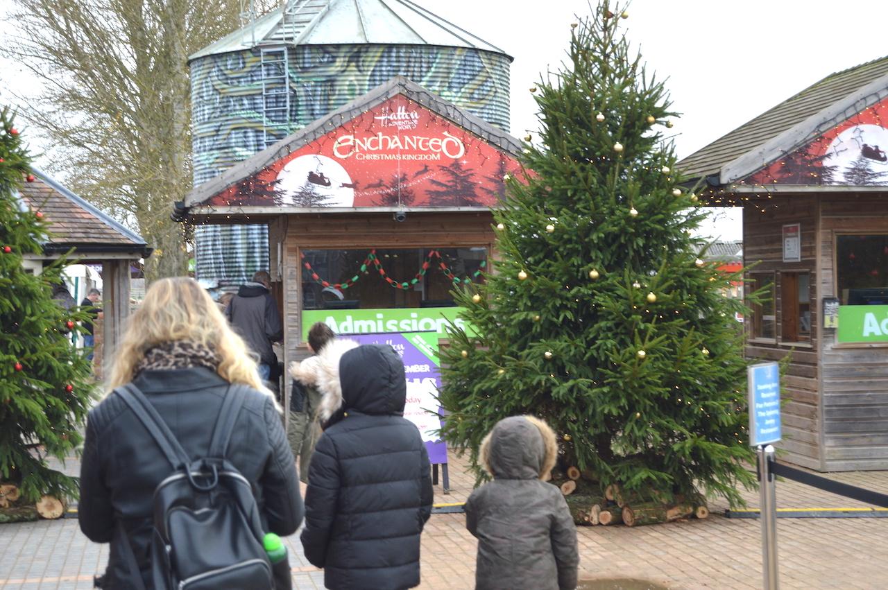 Enchanted Christmas Kingdom At Hatton Adventure World - A Review - JakiJellz