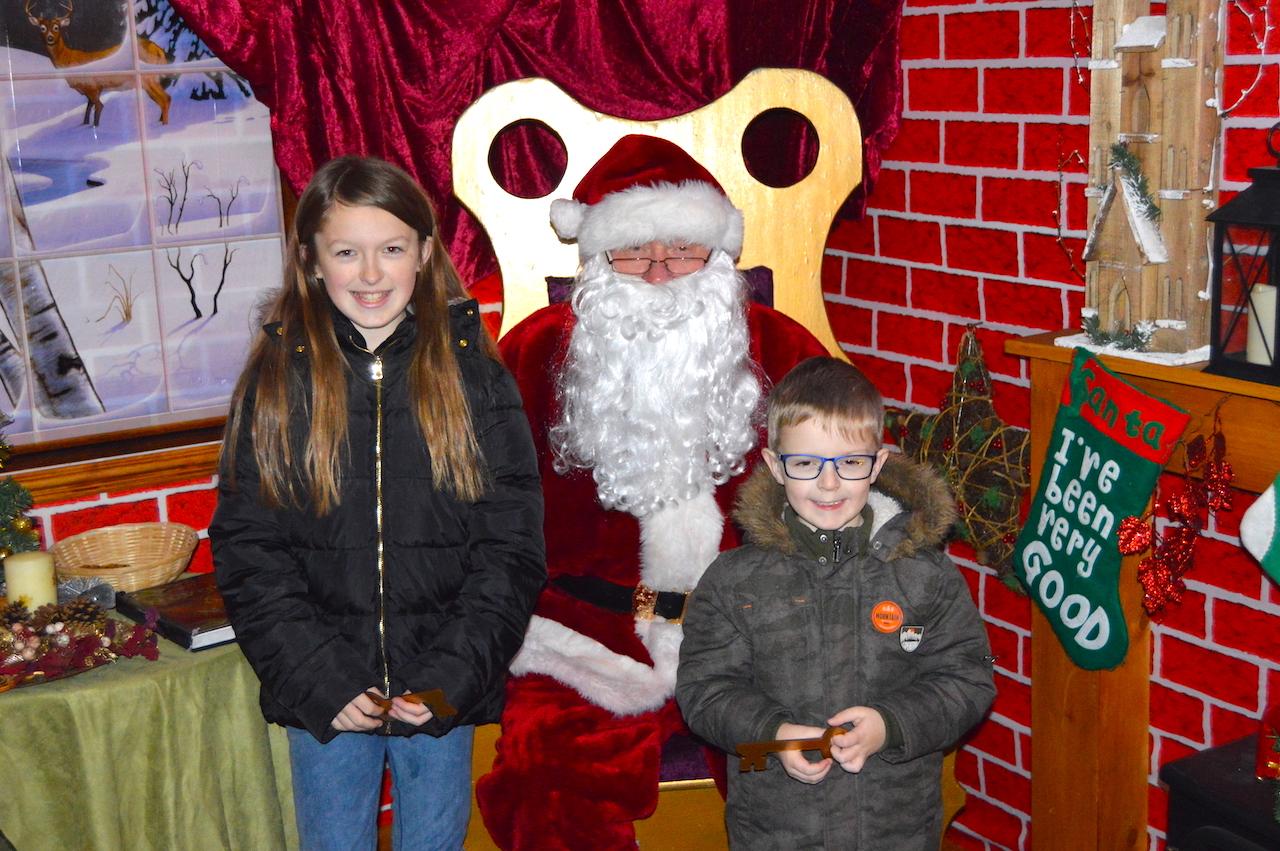 Enchanted Christmas.Enchanted Christmas Kingdom At Hatton Adventure World A